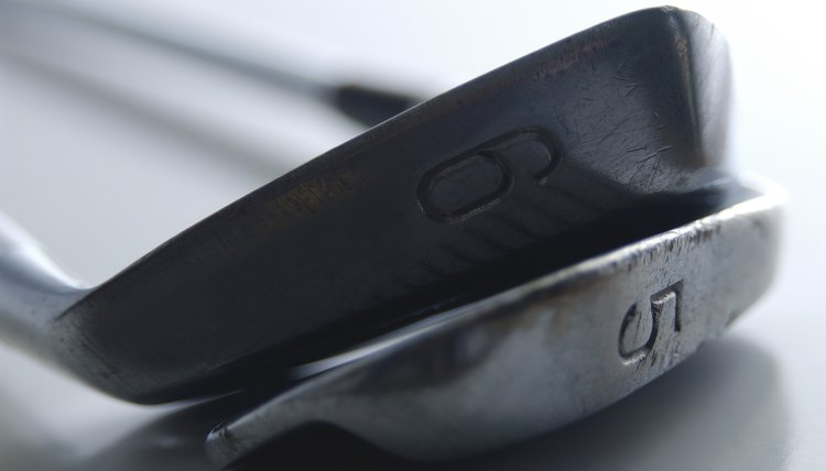 Consider donating your old golf clubs to a young golfer.