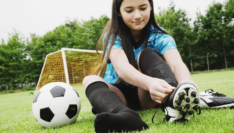 How to Tie Up Your Soccer Shoes Like the Pros