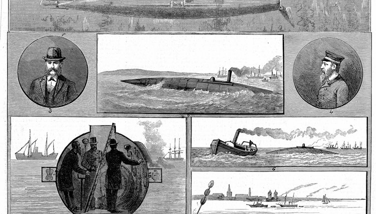 Germany's policy of unrestricted submarine warfare led to hostility with the U.S.