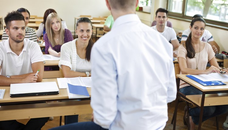 Teaching styles can help determine a student's level of knowledge.