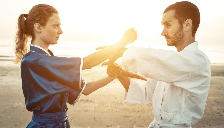 MMA Diet Plan & Workout
