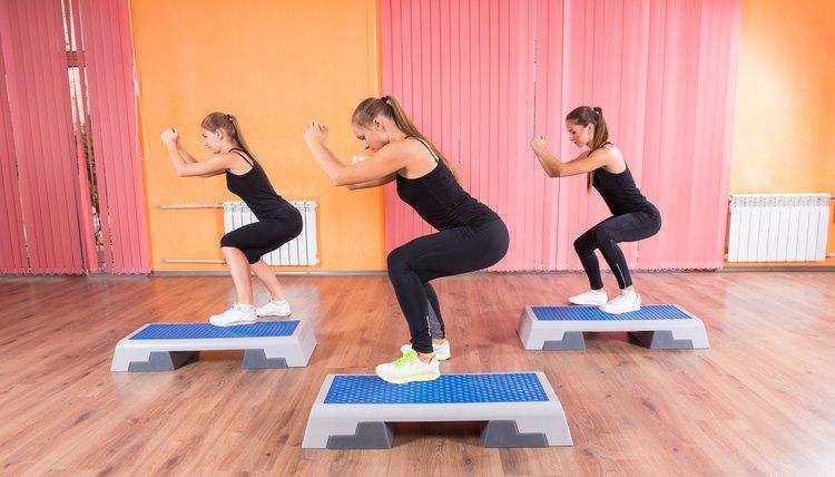 What Exercises Bulk Up Women's Legs?