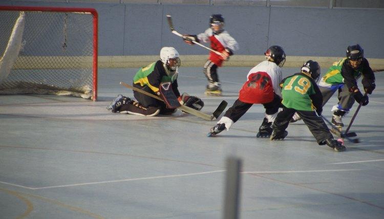 Fun Hockey Games for Kids