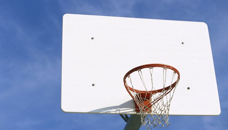 What is the Best Material For a Basketball Hoop Background?