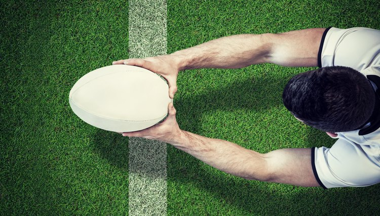 How to Gain Weight for Rugby