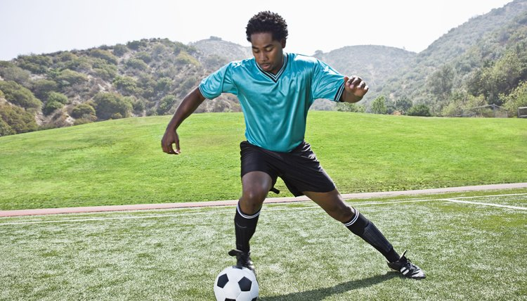 Exercises to Be a Better Soccer Left Back