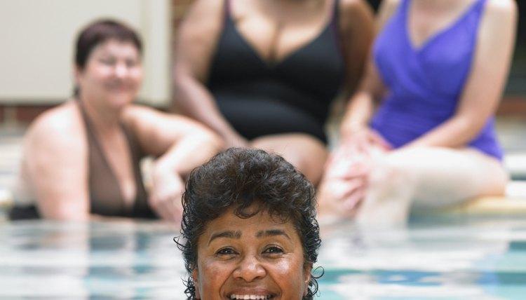 Adult Beginner Swim Lessons