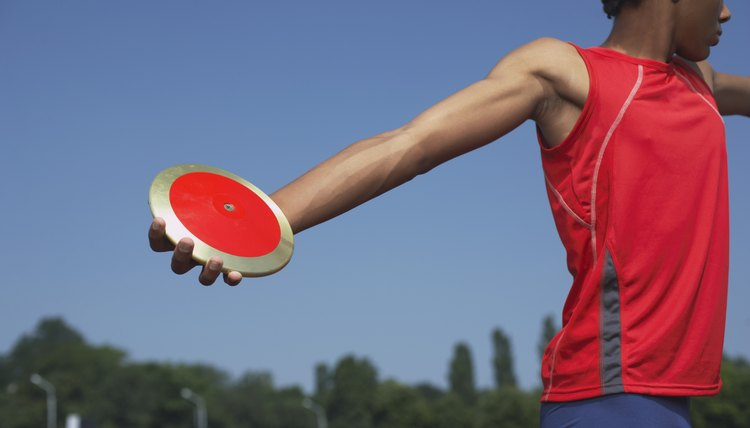 Discus Thrower Injuries