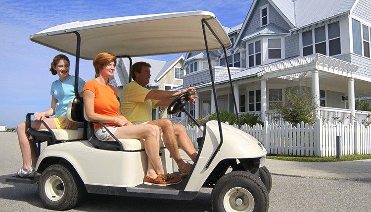 How to Rebuild a Club Cart Motor
