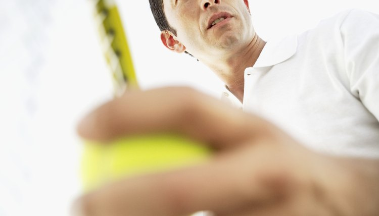 Is Squeezing a Tennis Ball a Good Workout?