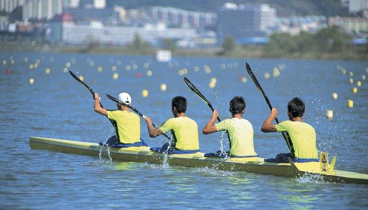 Rowing Circuit Training
