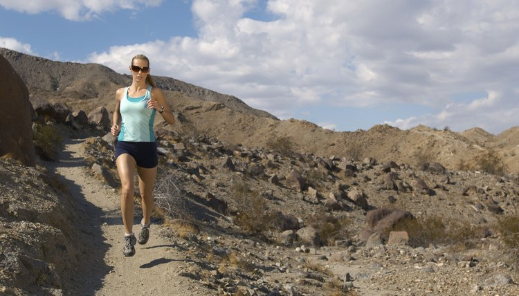 Advantages & Disadvantages of Altitude Training