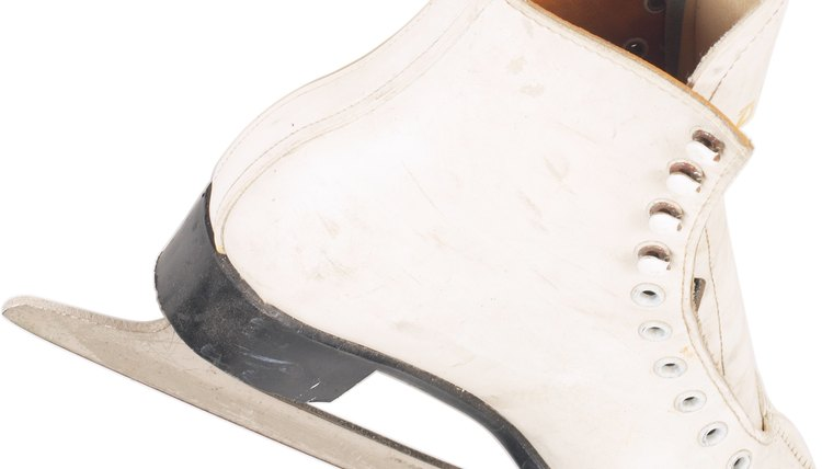 How to Manually Sharpen Ice Skates With a File