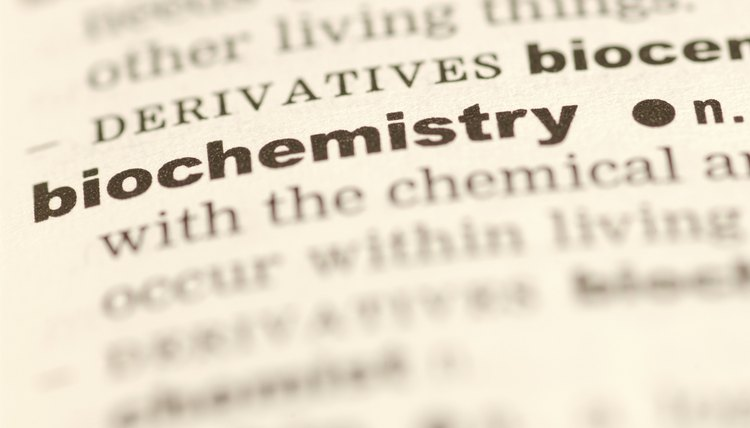 The Duties of a Biochemist | Career Trend