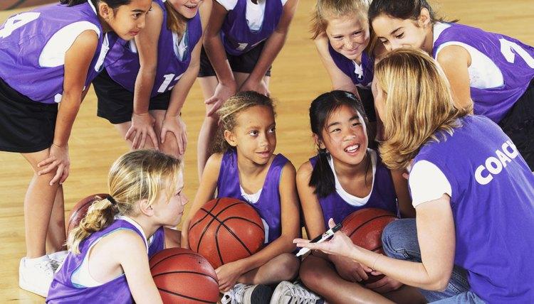 Third Grade Girls Basketball Drills