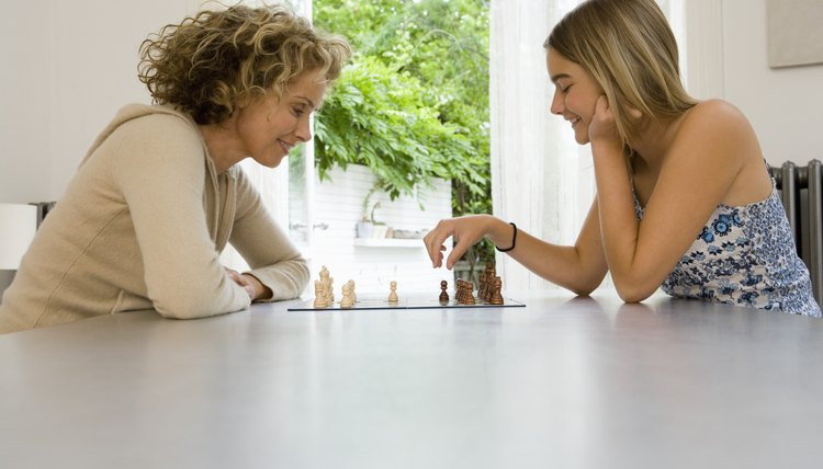 Your family relationships provide social connections.