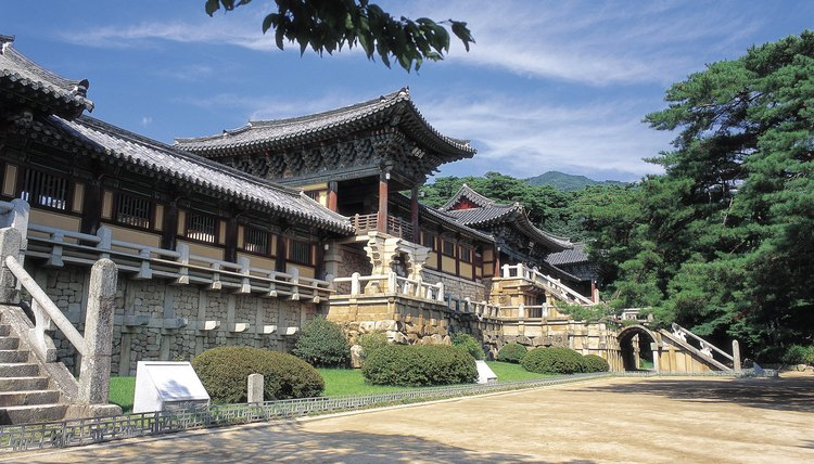 Buddhist temples or centers provide a platform for enlightenment.