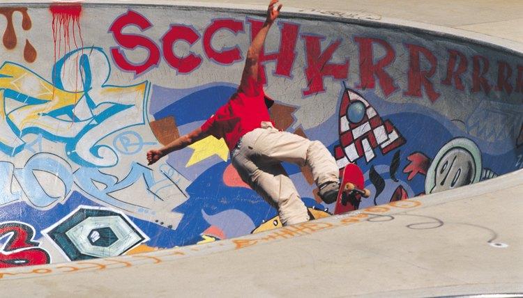 How to Build a Homemade Concrete Bowl for Skateboarding