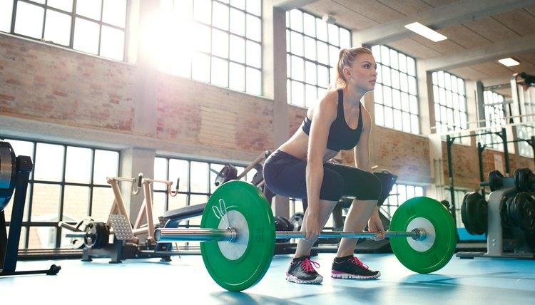 Free Weight Back Exercises