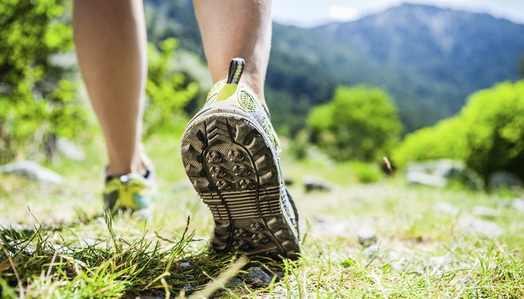 Can You Wear Tennis Shoes to Go Hiking?