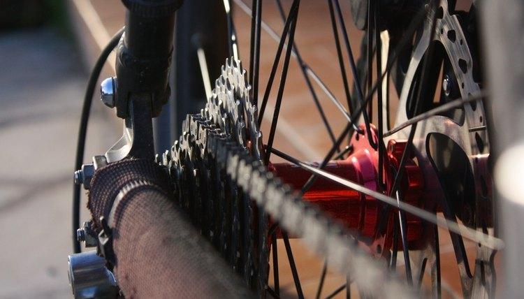 Mountain Bike Disc Brake Conversion