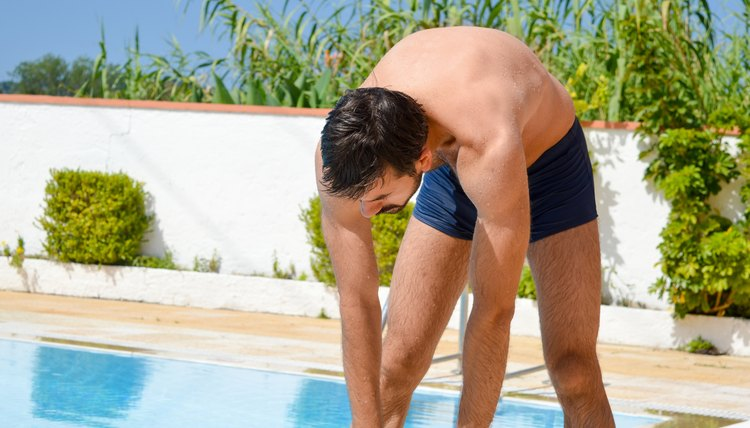How to Cool Down After Swimming
