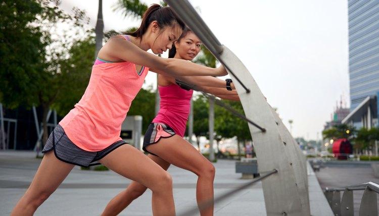 Benefits of Dynamic Quad Stretches