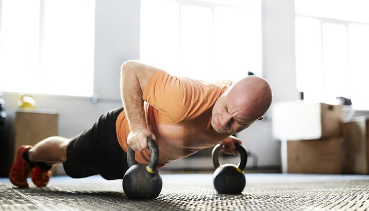 Forearm Blasting With Pushups