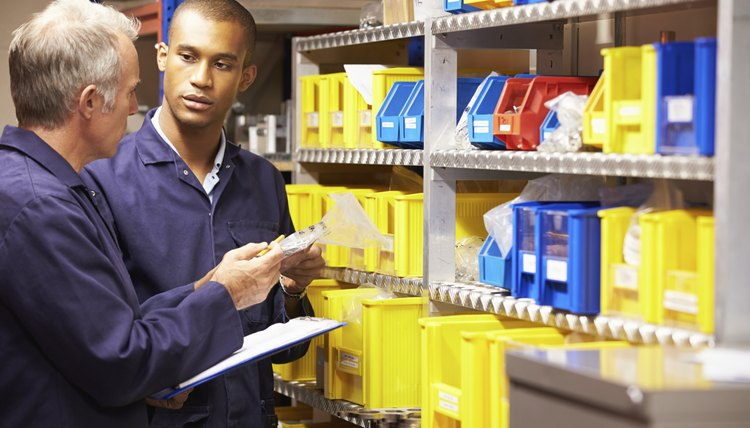 Job Description for an Inventory Auditor | Career Trend