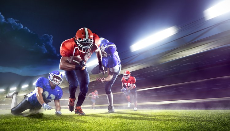 Common Shoulder Injuries to Football Players