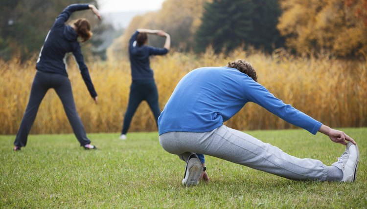 Warm-up Exercises Before Jogging