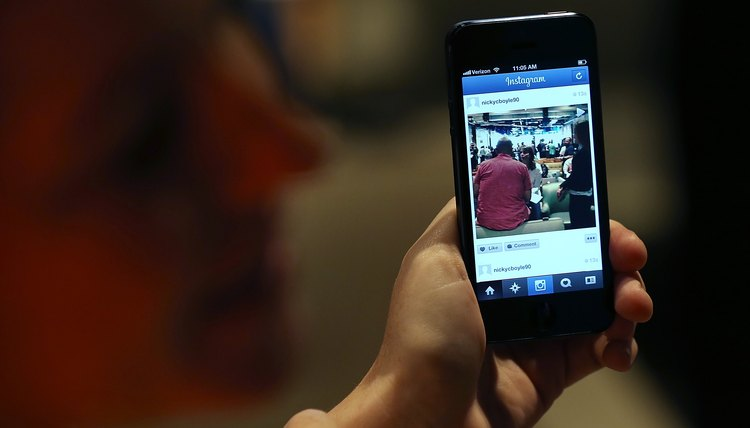 Account privacy changes must be made from the Instagram mobile apps.
