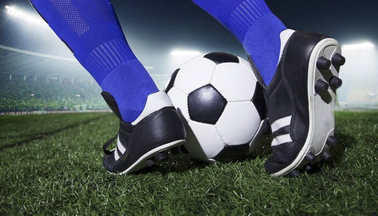 David Beckham's Free Kick Technique