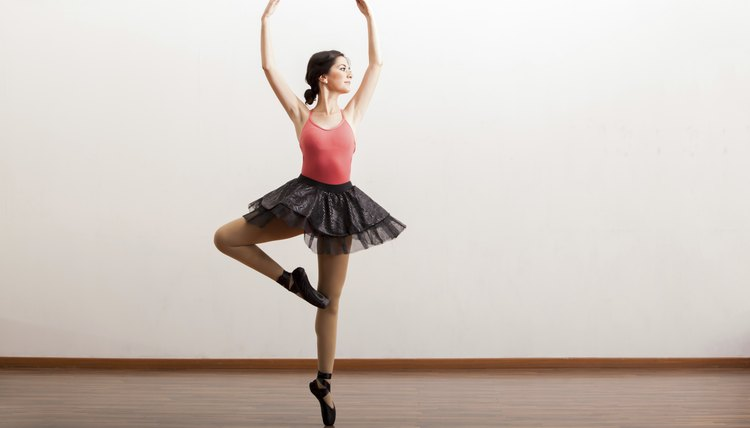 Turn Out Exercises for Ballet Dancers