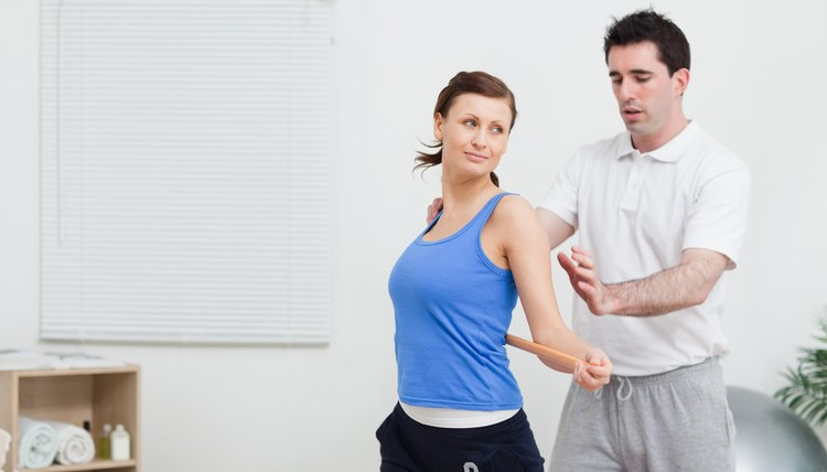 How to Use a TheraBand for Exercise
