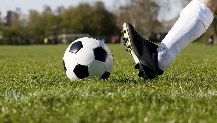 Soccer Midfielder Training