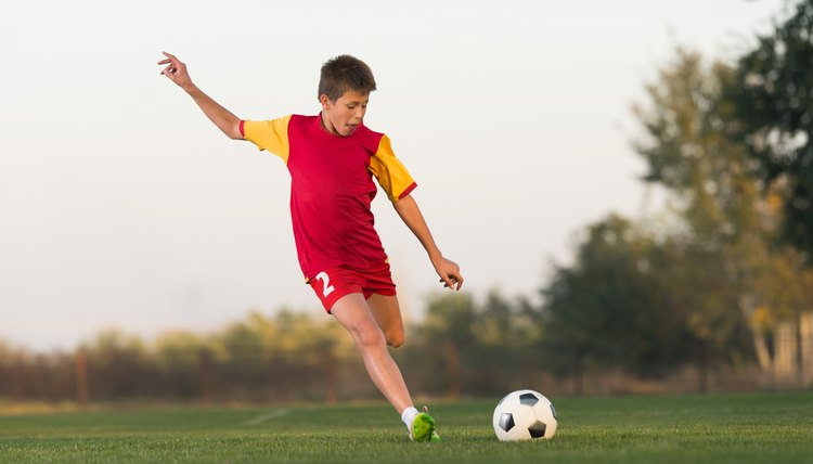 Which Angles Are Better for Soccer Scoring?