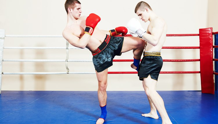 Basics of Kickboxing