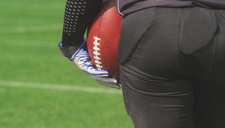 Gloves to Help a Quarterback Grip the Ball