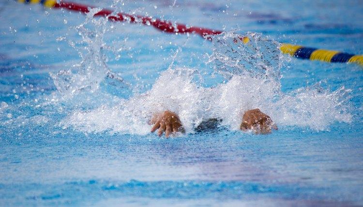 Cool Swimming Tricks