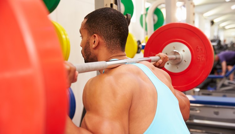 Weight Lifting Workouts to Lose Weight for Men