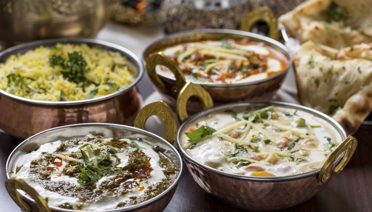 In India, dinner is the largest meal.