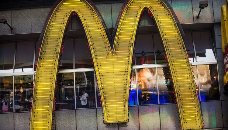 McDonald's Domestic Sales Remain Weak, Posts Decline For May