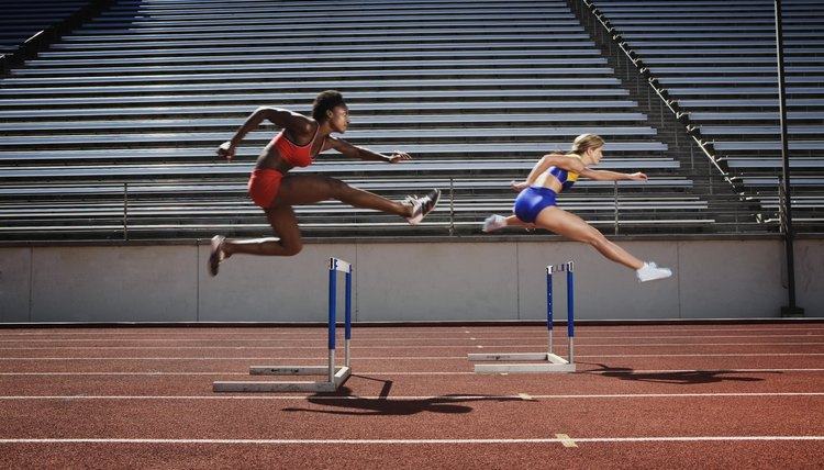 Specifications of Track Hurdles