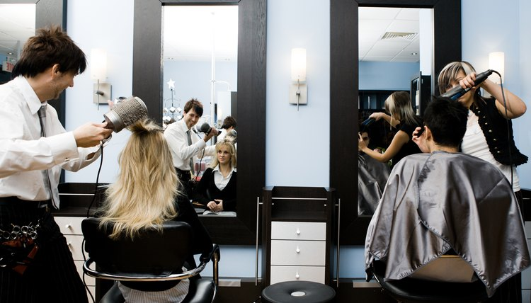 Description Of Your Job Role In A Hair Salon | Career Trend