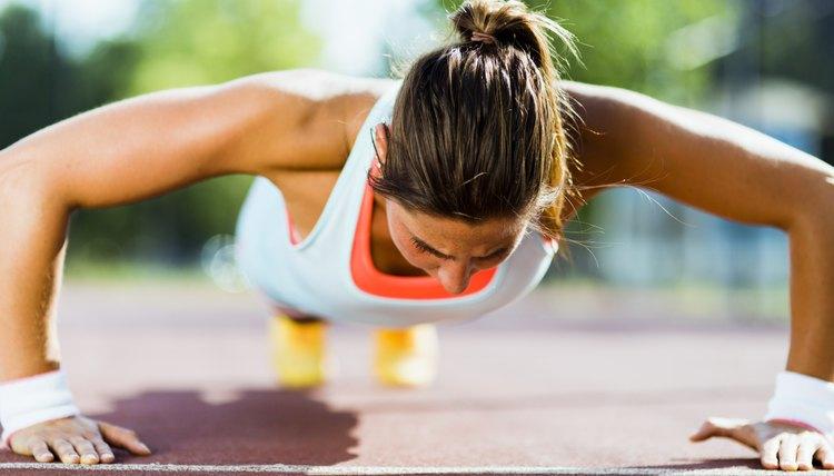 Types of Calisthenic Exercises