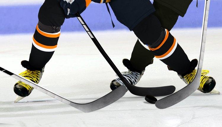 How to Recurve a Composite Hockey Stick