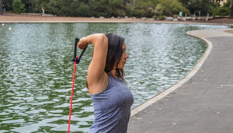 Thera-Band Exercises for Upper Extremities