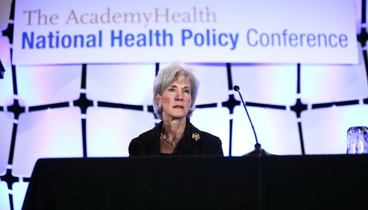 Sebelius Gives Speech On Obama Administration Health Policy Priorities