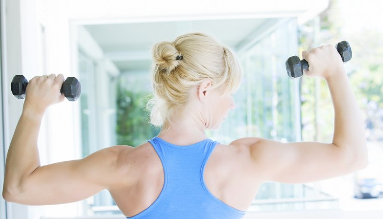 Exercises to Work the Supraspinatus